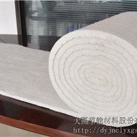 大圆硅酸铝针刺毯 保温隔热 节能环保