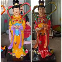 供应寺庙佛像神像 九天玄女 女娲娘娘 雕塑