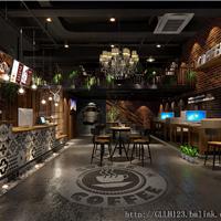 YULIN-CAFE-成都咖啡厅设计公司
