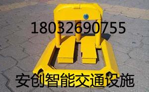 供应石家庄车位锁销售安装、地锁上门安装