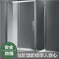 供应苏州小区淋浴房玻璃安全膜防爆膜