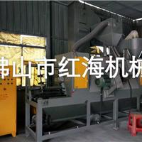铝型板材喷砂机 表面强化喷砂机