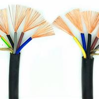 阻燃软电缆ZR-YJV 5x2.5mm2金环宇电缆厂家