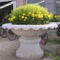 GRC装饰盆景