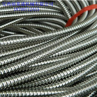 供应DN12不锈钢电机配线套管 防锈防磨损
