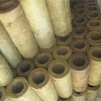 蒸汽管道岩棉管壳价格-原平岩棉保温管厂家