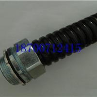 供应蛇皮管连接金属接头 2寸包塑软管接头