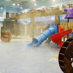 深圳市跃浪游泳池设备有限公司