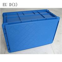 供应60*40*28塑胶箱 上海周转箱规格