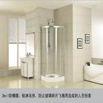供应苏州酒店淋浴房玻璃安全防爆膜玻璃贴膜