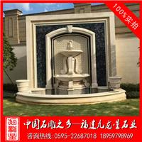 石材水钵 大理石喷泉 广场景观喷水池雕塑