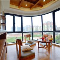 供应亿都欢天喜地东南亚风格木地板安装项目