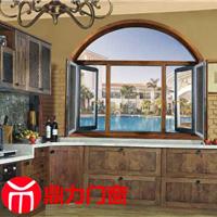 合肥鼎力断桥铝门窗优于塑钢、木质门窗