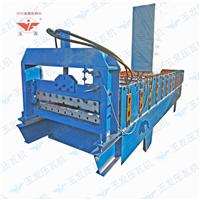 900型屋顶板彩钢压瓦机设备单板机机械