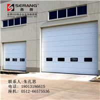 供应南京工厂用电动提升门