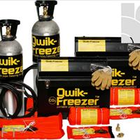 供应Qwik-freezer管道速冻机,管道冷冻机