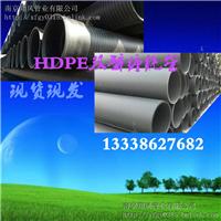 聚乙烯双壁缠绕管,厂家,上海HDPE中空壁管