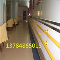 35mm走廊尼龙扶手,通道靠墙双排扶手无障碍设施