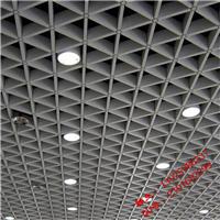 铝方格栅条,铝管格栅吊顶收口条