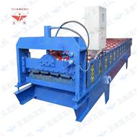860压瓦机彩钢设备单板机屋面板机械