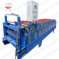 双层压瓦机 彩钢 压瓦机 设备 单板机 机械