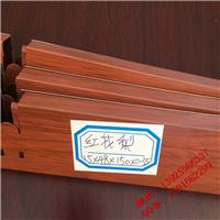天津铝管格栅,深木纹铝合金百叶格栅,铝合金方格栅厂家报价