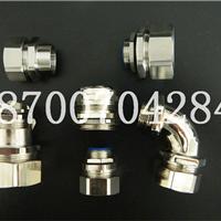供应LTCM系列出口黄铜镀镍金属接头 直线型