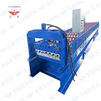 780大圆弧型彩钢压瓦机设备单板机机械