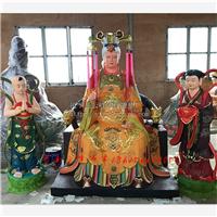 供应道教地母娘娘神像三霄娘娘送子娘娘佛像