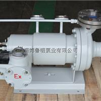 供应P系列隔爆型屏蔽电泵-淄博鲁明泵业