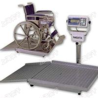 医用称体重带扶手电子秤|凯士人体透析称重轮椅秤带扶手