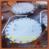 供应垂直吊盖带颈平焊/对焊法兰人孔