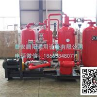 蒸汽回收机在不同行业安装时需注意事项