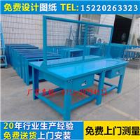 广东供应深圳复合板工作台|防火板工作台
