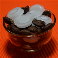 沃进批发优质咖啡袋单向排气阀发酵饲料袋