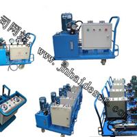 供应蓄能器充氮车,充氮小车,高压氮气增压机