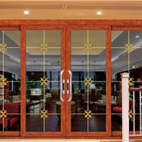 时尚嘉德推拉门及吊趟门打造宁静自然居住室