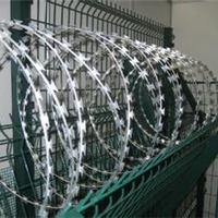 供应刀片刺绳价格铁丝网规格