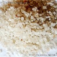 供应大量石英砂 精制石英砂 石英砂滤料