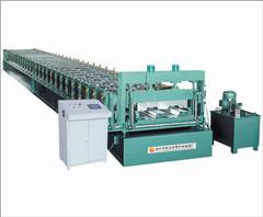 供应688楼承板压瓦机生产