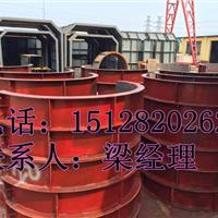 排污检查水井模具设置 排污检查井模具设置