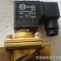 供应PU220A-04台湾新恭直动电磁阀