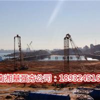 湖南强夯机租赁中南强夯采用强夯置换法施工