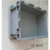 供应上海12L加厚周转箱 昆山方箱