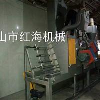 金属橱柜衣柜喷砂机 金属除锈喷砂机