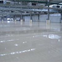 施工混凝土密封固化剂后应如何打磨地面