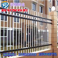 锌钢小区围墙护栏厂家直销小区铁艺围栏