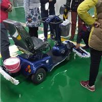 供应邯郸亳州晋城运城电动尘推车使用场所