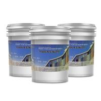 青筑外墙防水装饰涂料代加工生产,贴牌生产
