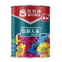 供应环保色彩人家墙面漆